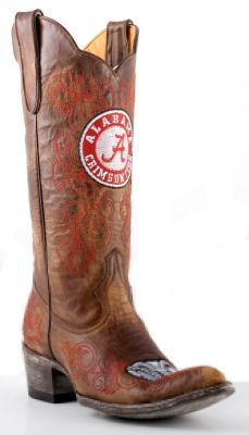 University Of Alabama boots