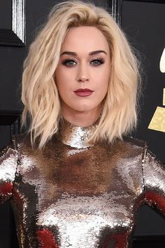 Katy Perry Braves Peroxide Dreads (... Sayyy What?!) - Blonde Hair: Dye Job Inspiration From The Coolest Celeb Shades