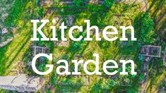Emily Carlotta of HF gives us a quick tour of the kitchen garden at Heirloom Fire
