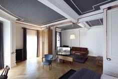 Karaköy Rooms by RunArchitects in Istanbul,Turkey | Yatzer