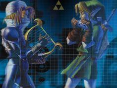 Legend Of Zelda: Ocarina of Time - best game ever!