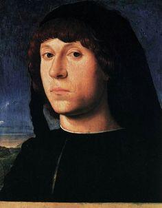 Antonello da Messina.  Staatliche Museen zu Berlin