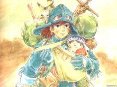風の谷のナウシカ / Kaze No Tani No Nausica [1984]