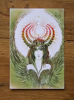 """""""THE CAPRICORN"""" - Protective Angel for Zodiac Sign for those born December 22 – January 19"""