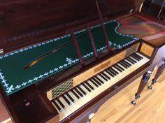 Broadwood square piano 1820
