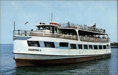 Goodtime II, Cleveland's Sightseeing Boat Ohio
