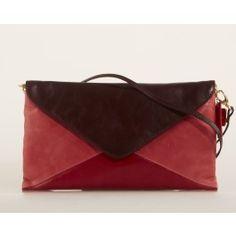 Newin - Clutch by the danish brand Bel Sac!  (Ruby Bel Sac Clutch)