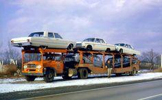 Carrying Mopars… 1965 Mopar Monday