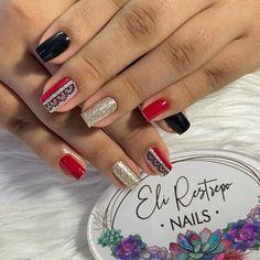 Semi Permanente, Nail Studio, Nail Trends, Pretty Nails, Nail Designs, Lily, Nail Art, Hair Beauty, Erika