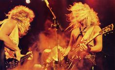 Sykes with Blue Murder (Tony Franklin)