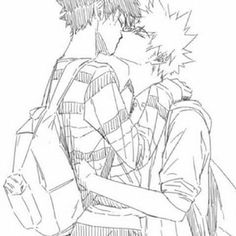 Sorry For Everything, Nerd, Cute Anime Wallpaper, My Hero Academia, Art Reference, Character, Amor, Anime Couples, Couple