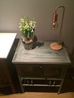 Duck Egg Blue Chalk Paint, Annie Sloan, Tea, Table, Furniture, Home Decor, High Tea, Homemade Home Decor, Decoration Home