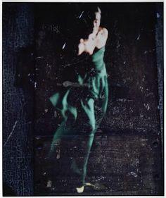 1986 - Yves Saint Laurent dress by david seidner