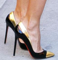 #louboutin #high #heels #shoes
