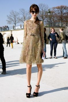 Gold festive style! | Jenny.gr