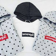 Supreme x cdg Sneakers N Stuff, Supreme Bape, Supreme Wallpaper, Relatable Posts, Men Clothes, Cardigans, Sweaters, Swagg, Hypebeast