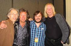 Steve Howe, Emerson y Wakeman