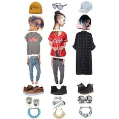 Cute Tom Boy by beaniegirl1234 on Polyvore featuring Vans, Dr. Martens, Misbehave, Patagonia and RVCA