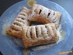 Mini štrůdlík s postupem Apple Pie, Nutella, Food And Drink, Cake, Mini, Recipes, Hampers, Kuchen