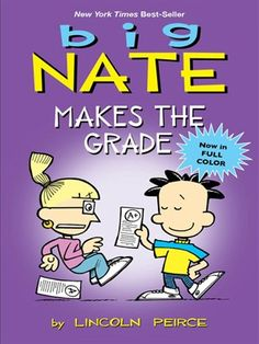 140 best overdrive ebooks images on pinterest baby books comic big nate makes the grade by lincoln pierce fandeluxe Gallery