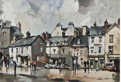 John Hoar Watercolour