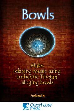 Authentic Tibetan Singing Bowls = love