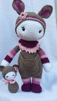 111 Besten Häkelanleitung Bilder Auf Pinterest Crochet Dolls