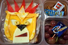 Lego Chima Lunch