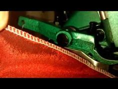 Regulando Comprimento do ponto da Overlock - YouTube