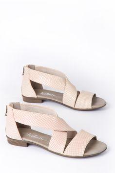 9ca0863f215 Phelan Summer   BLUSH ZIP-UP SANDAL R589 Shoes 2014