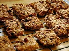 Homemade Granola Bars Recipes