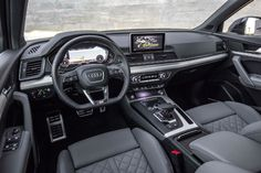 2018 Audi SQ5 is a sports utility vehicle from Audi AG, which was launched in September 2012. The 1st-generation was presented at 24-hour race in Le Mans, and presented Audi in January 2017 at NAIAS in Detroit. The first generation of the Audi SQ5 came on the market in September 2012. 2018 Audi...  http://www.gtopcars.com/makers/audi/2018-audi-sq5/