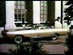 Vintage 1969 Dodge Polara car commercial.