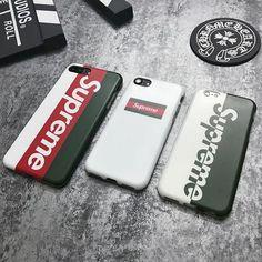 ブランド iphone8 ケース シュプリーム Supreme iPhoneX シンプル アイフォン7 綺麗 ソフトカバー tpu製 薄型 欧米風 個性 ストリート系