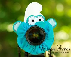 Lens Bling -Smurf- Ready to Ship
