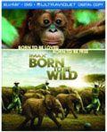 IMAX: Born to Be Wild (2011)