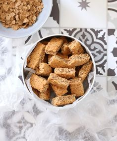 An easy and delicious South African All Bran Rusks recipe that used easy accessable pantry ingredients to deliver a delicious bran rusk. New Recipes, Cookie Recipes, Vegetarian Recipes, Healthy Recipes, Coffee Cookies, Biscuit Cookies, Rusk Recipe, All Bran, Salted Caramel Fudge