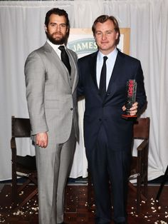 Henry Cavill & Christopher Nolan - A Roundup Of The Hottest Actors At The 2015 Jameson Empire Awards