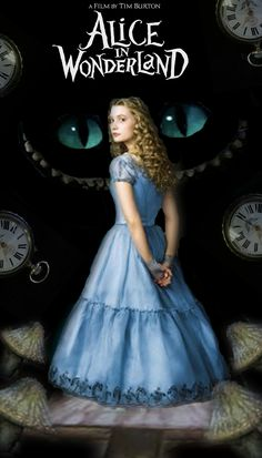 alice in wonderland posters - Google Search