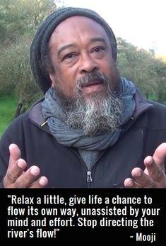 Relax - #mooji More