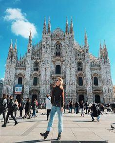 Duomo Cathedral, Milan | Architecture | Pinterest | Milan ...