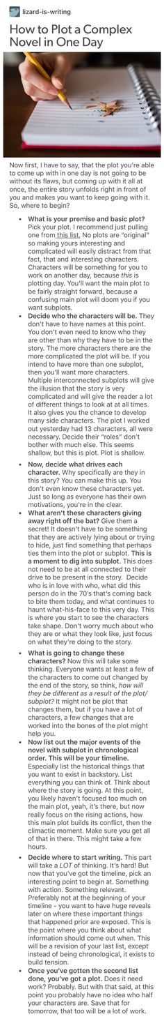 Interesting way to think about plotting stories. Might be a good starting place for structuring Rel/Zeb story English Grammar, Motivational