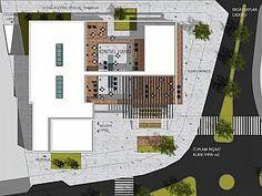 Gazipaşa Belediyesi Hizmet Binası Yarışma Projesi uygulanıyor. Shopping Mall Architecture, Hospital Architecture, Retail Architecture, Library Architecture, School Architecture, Home Architecture Styles, Architecture Model Making, Architecture Program, Concept Architecture
