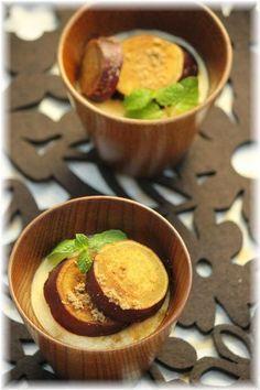 焼き芋プリン。 by YOMEさん | レシピブログ - 料理ブログのレシピ ...