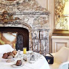 Hôtel Le Meurice - Restaurant Alain Ducasse.