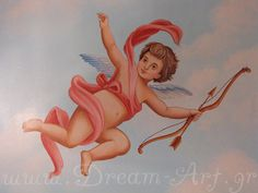 Dream-Art.gr: Ζωγραφική σε οροφή μπάνιου!