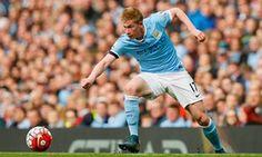 10) Kevin De Bruyne (Wolfsburg - Manchester City, 2015) £51m