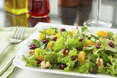 Liste Recette salade romaine à l'orange - SaleWhale.ca