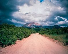 Desert Mountains Road Photography Moab Utah by lostkatphotography, $25.00