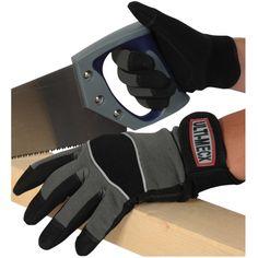 Tradesmans Worksafe Full Finger Glove